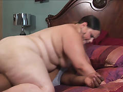 Hot Latina BBW wants to show that Big black cock a good time