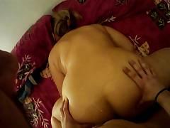 POV Sex With Round Italian Wife Enjoys the Moment