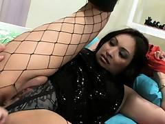 BBW Hottie Syren Fingered And Fuck In 4k